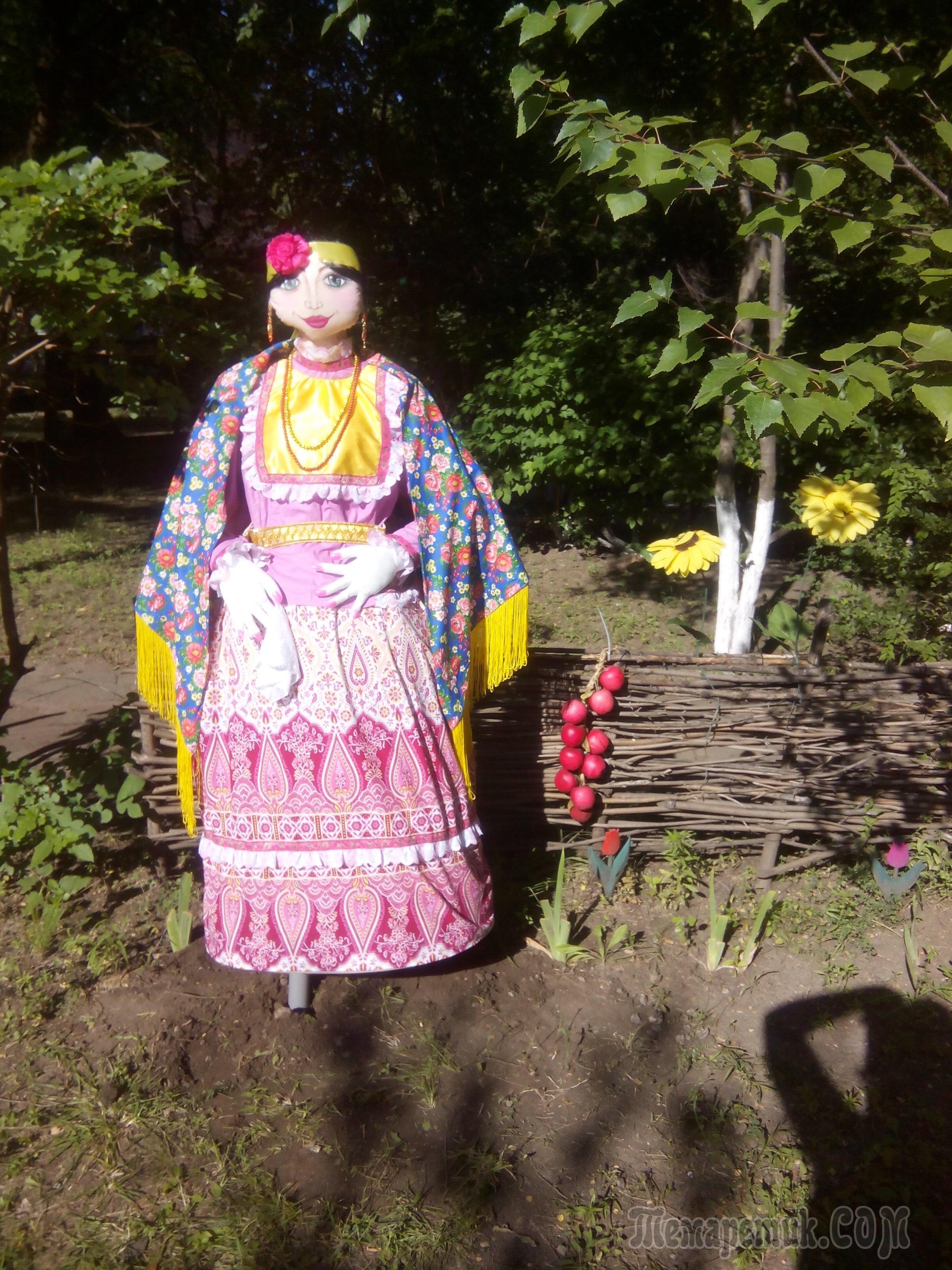 Садов куклы своими руками фото 13