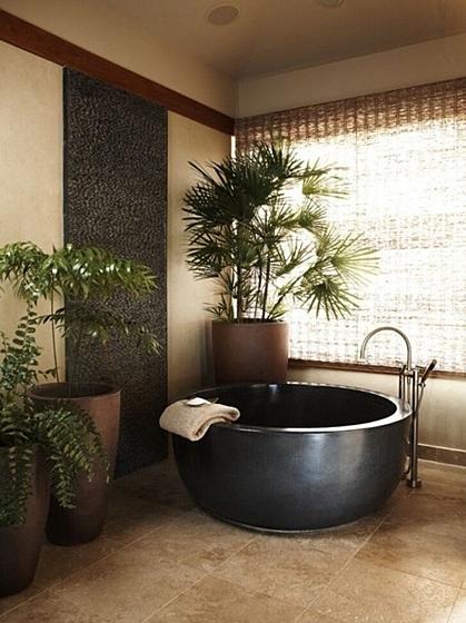 Пора что-то менять: 10 круглых ванн