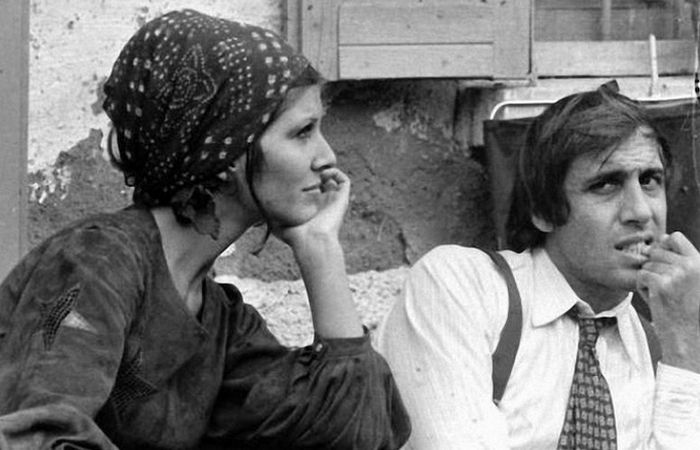 Адриано Челентано и Клаудиа Мори: всегда вместе. / Фото: ladiessecret.ru