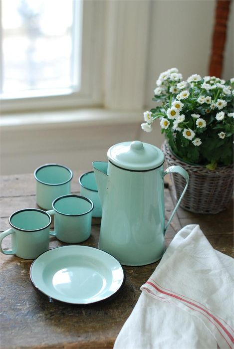 Эмалированная посуда без царапин