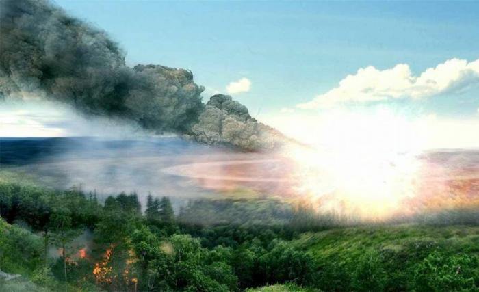 Тунгусский метеорит. Это произошло 111 лет назад (30 июня 1908 года) Тунгусский метеорит, Тунгусский феномен, метеорит