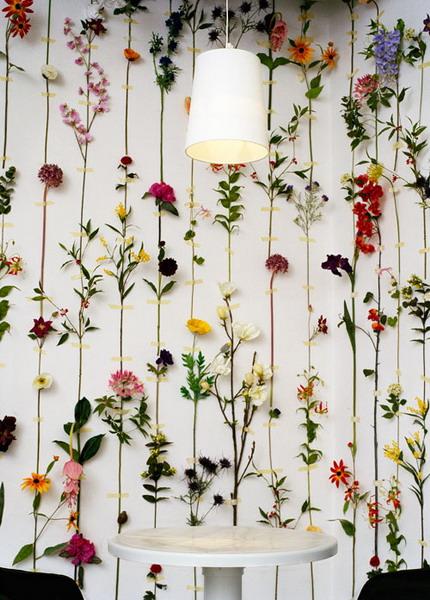 10 способов оригинально украсить стены