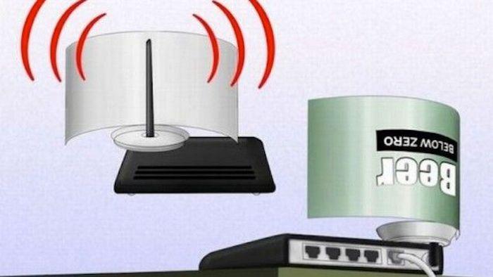 Увеличить диапазон Wi-Fi с помощью небольших хитростей.