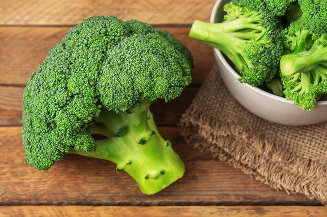 Ни в одном овоще или фрукте нет таких запасов витамина С, как в брокколи