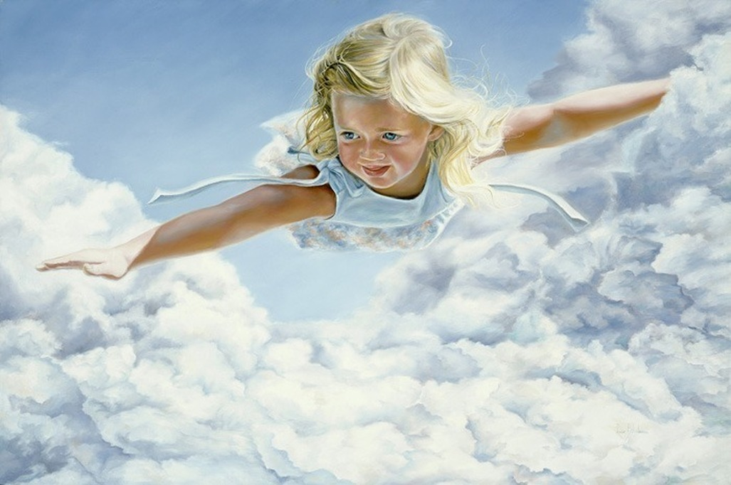 Летаю во сне картинка
