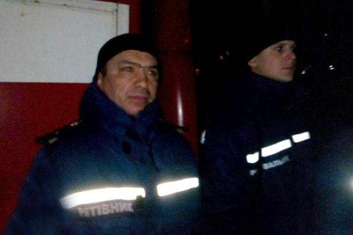 Корреспондента с дочерью спасли под Луганском добро, люди, поступки