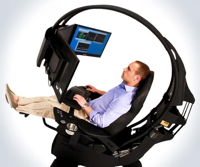 Фантастическое кресло для программиста.