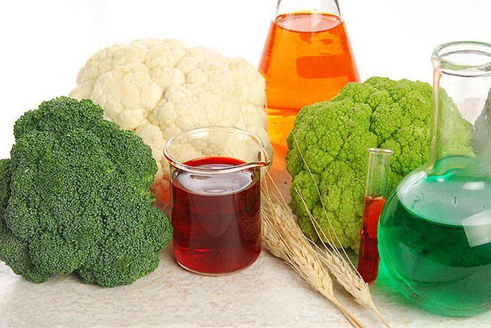Какие химикаты мы потребляем каждый день? (6 фото)
