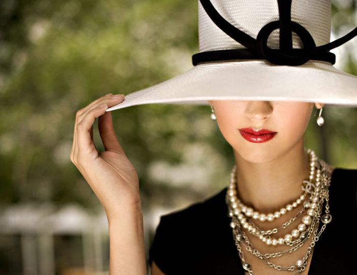 Шляпа больше не будет натирать лоб. /Фото: gatchersite.files.wordpress.com