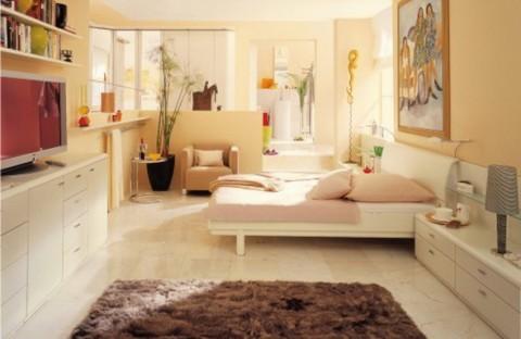 Белая спальня! Идеи дизайна!