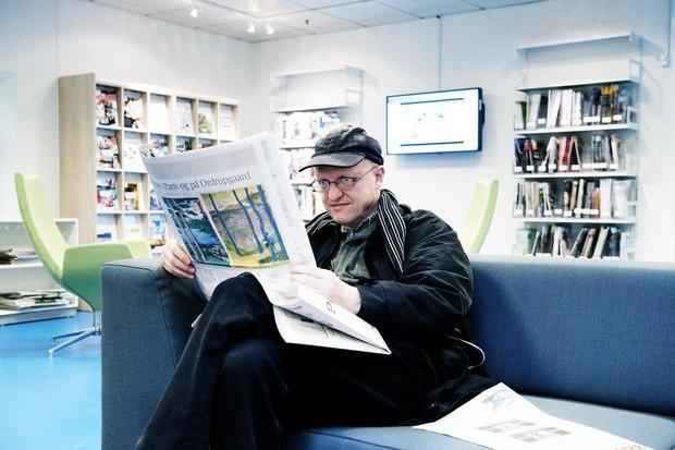 Директор датской библиотеки— отом, зачем избавляться от книг. Изображение №6.
