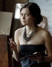 1- Мария Чернобровкина- художник (180x234, 16Kb)
