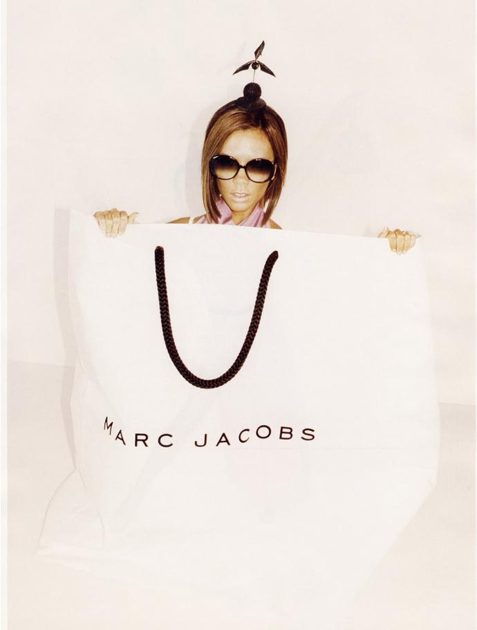 Виктория Бекхэм в объективе Юргена Теллера, рекламная кампания Marc Jacobs, гид по распродажам, распродажа, sale, правила распродажи