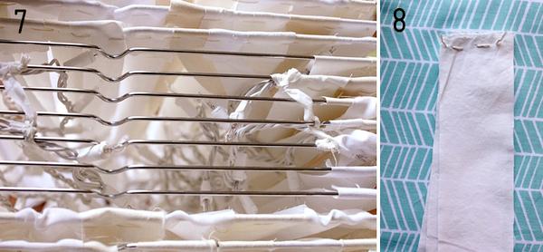 Проект на выходные: оригинальный светильник в стиле шебби-шик фото 6