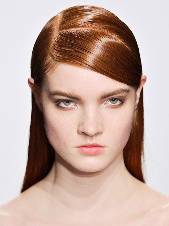 Идеально гладкие волосы