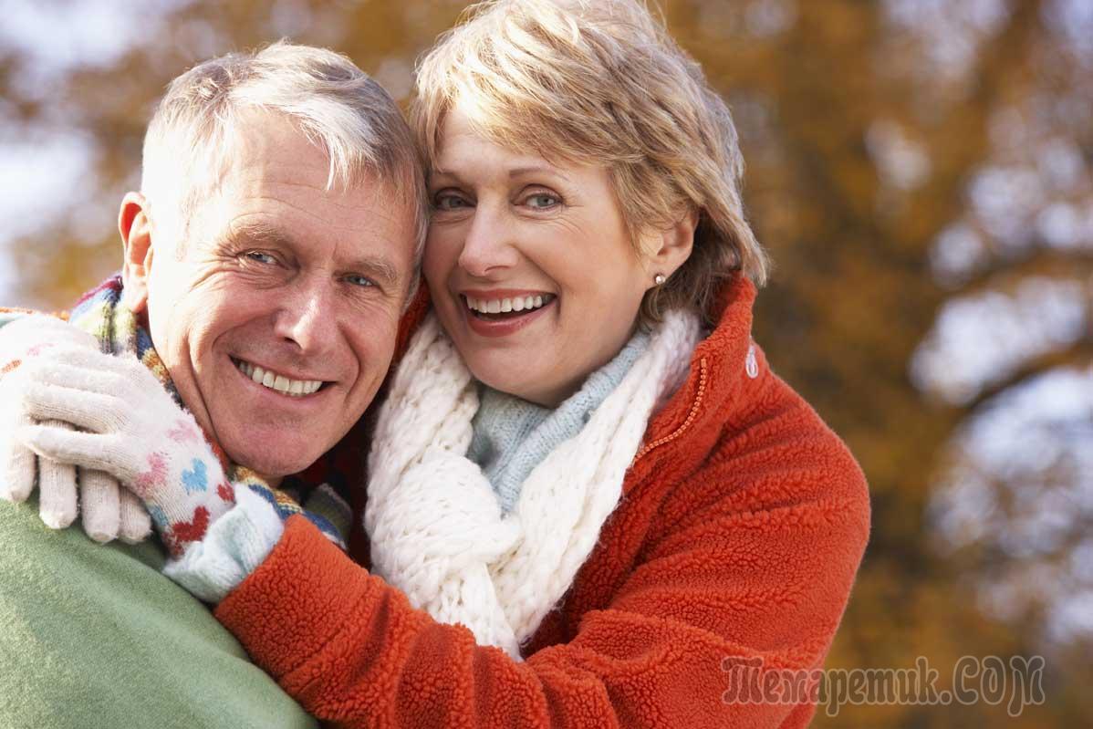 Сексуальные желания женщин старше 50 лет