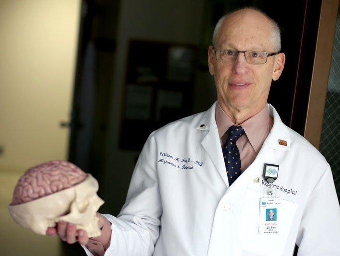 Уильям Фрей, доктор философии, специалист по фармацевтике и биохимии, Миннесота, США