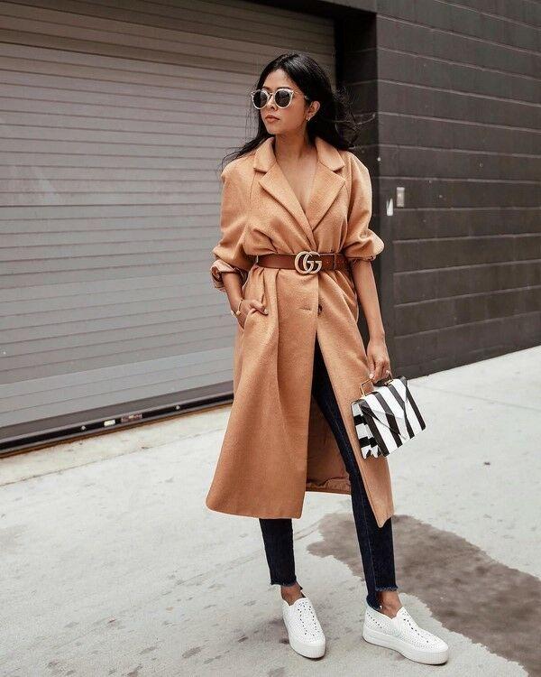 b405463a04e Какая верхняя одежда на весну 2019-2020 года будет в тренде  модные ...