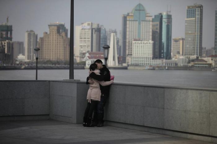 11. Публичность Их нравы, китай, семья, традиции, шокирующая азия, язык