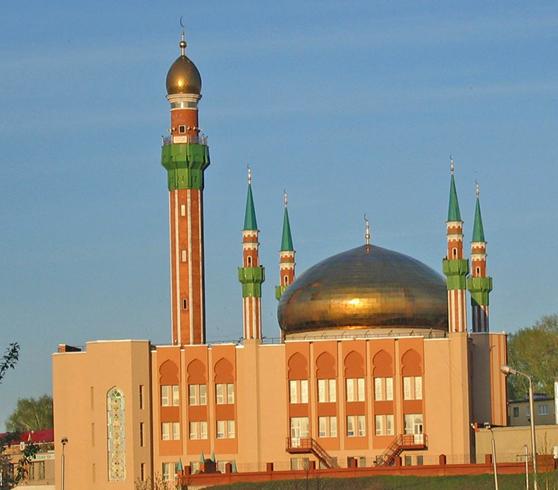 Соборная мечеть имени Р.Г. Галеева