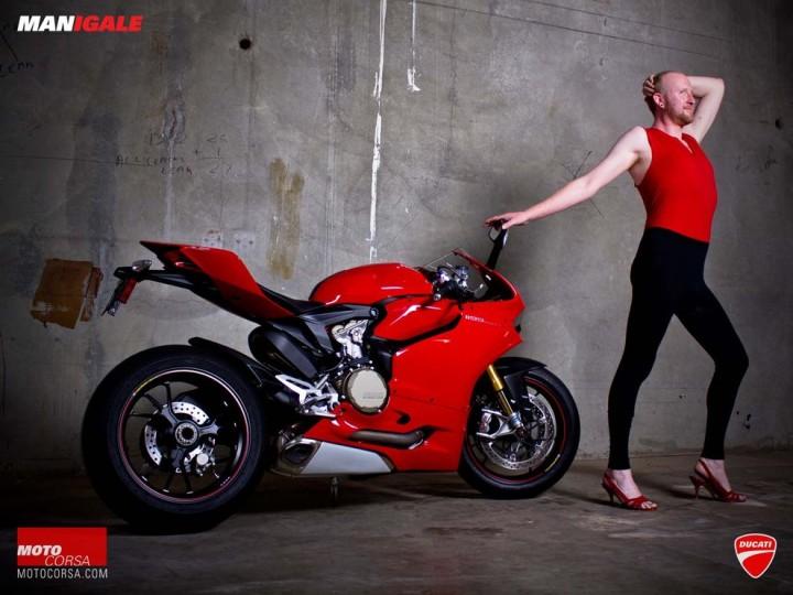MotoCorsa08 Если бы мужики рекламировали мотоциклы