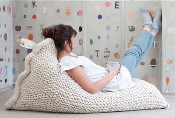 NEST cushions от Zilalila