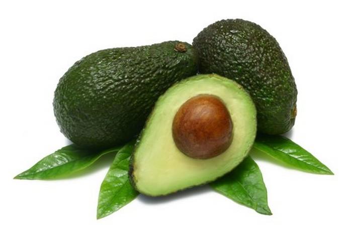 Натуральный сорбент авокадо.