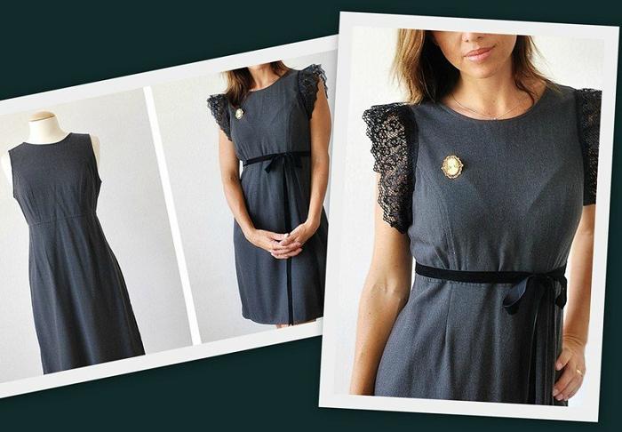 Чтобы сэкономить, можно из старых вещей делать модные и стильные. / Фото: postila.ru