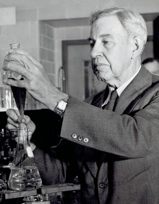 Владимир Ипатьев. / Фото: www.wikimedia.org