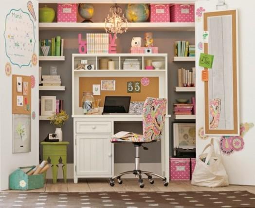 Организация пространства ребенка