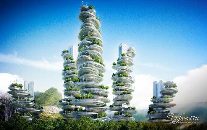 Вертикальное сельское хозяйство