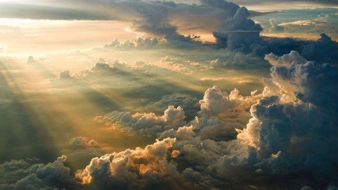 Картинки по запросу облака вид с самолета
