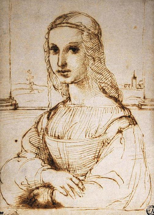Рисунок из Лувра.   Фото: fb.ru.