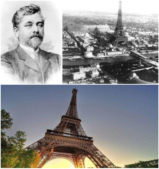 В 1889 г. благодаря конструктору Гюставу Эйфелю в Париже появилась достопримечательность мирового масштаба (Эйфелева башня). | Фото: incomartour.com.ua/ up-pro.ru.