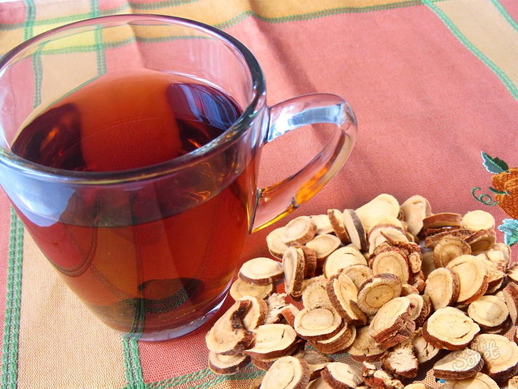 корень солодки-лечебные свойства