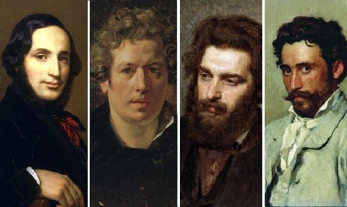 Увлекательные истории из жизни всемирно знаменитых художников.
