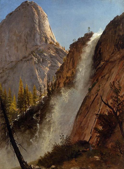 Альберт Бирштадт - Bierstadt Albert Liberty Cam Yosemite