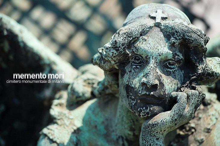 Cimitero Monumentale — одно из самых красивых кладбищ в Европе