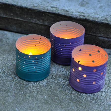 Сверкающий сад – 11 способов зажечь огоньки на открытой вечеринке фото 1