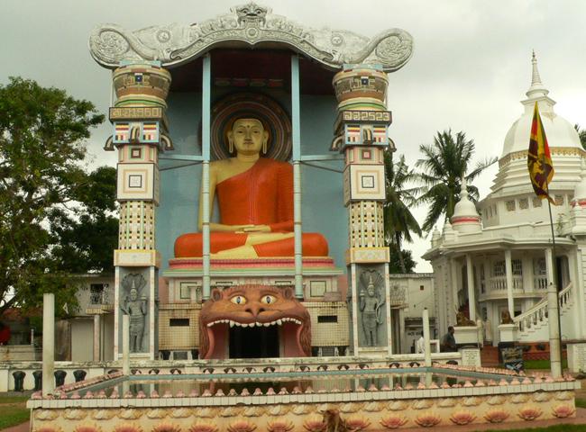 Храм Агуракарамулла