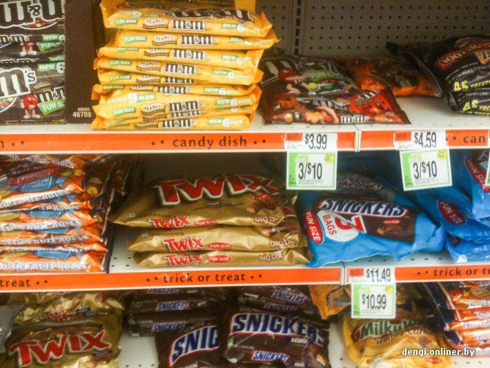 сша, цена, продукты, вещи, сравнение