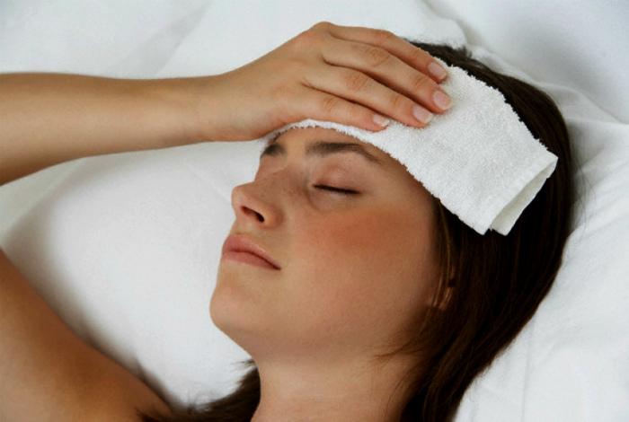 Домашнее средство от головной боли.