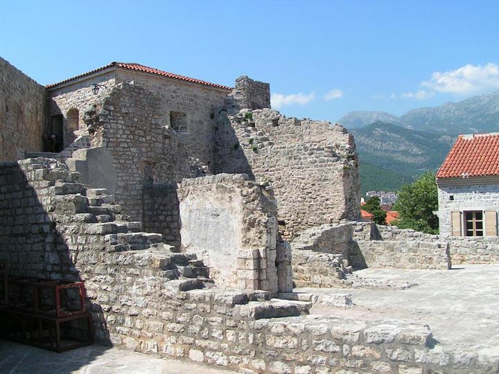 Цитадель в Старом городе, Будва достопримечательности, желания, мир