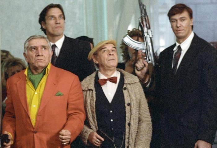 Кадр из фильма *Ширли-мырли*, 1995   Фото: bulvar.com.ua