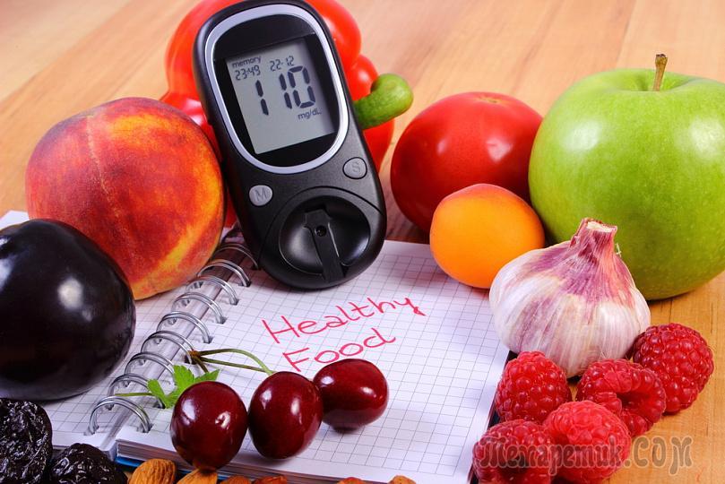 Диета при диабете 1типа