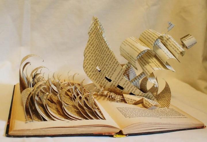 229 Бумажные истории из любимых книг