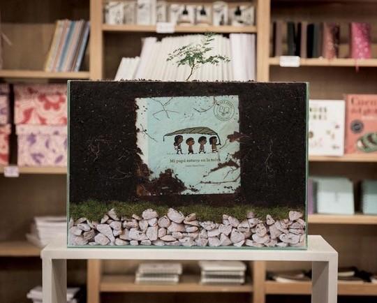 15. Детская книга, из которой может вырасти дерево (2015 год) в мире, книги
