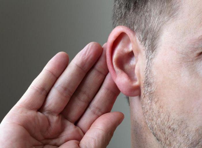 орган слуха причины ухудшения слуха