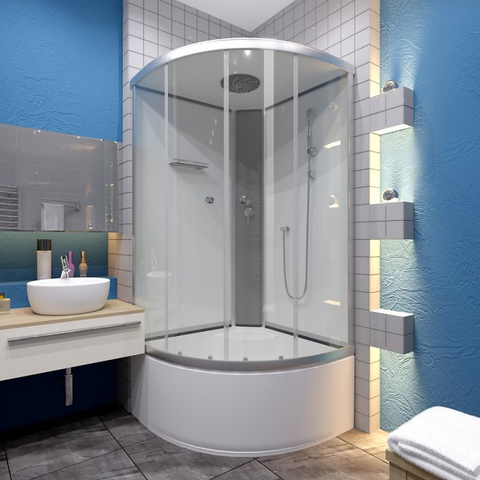 Чистые стеклянные двери без постоянной уборки — это не миф. /Фото: pbs.twimg.com