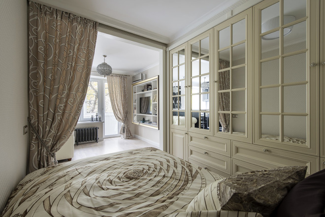 Классический Спальня by Мария Дадиани